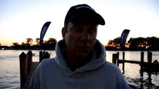 Lake St. Clair day 3 morning report