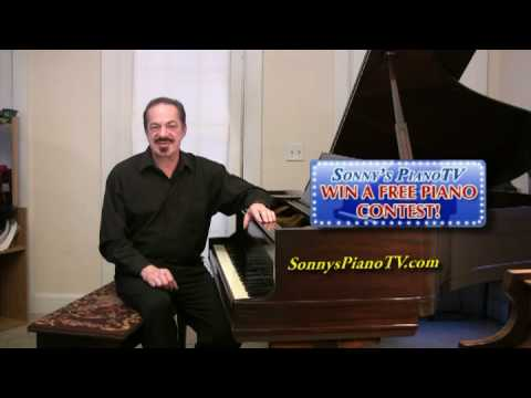sonnyspianotv - Visit http://SonnysPianoTV.com to enter our free drawing to win a Free Sohmer Piano. All you have to do is upload a video of yourself or a friend or family m...