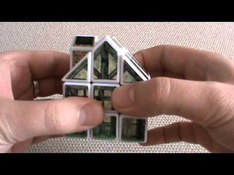 3x3x3 Cube House