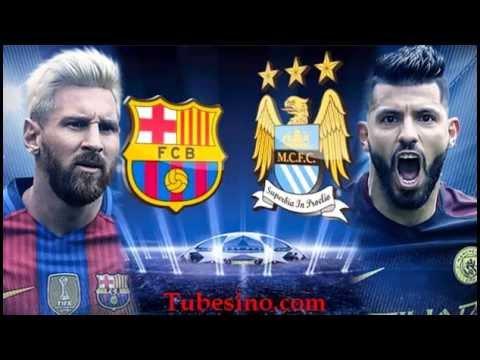 Barcelona vs Manchester City en vivo y en Directo Online 19/10/2016 Champions League