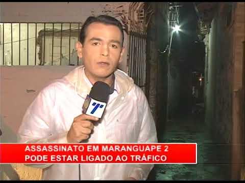 [RONDA GERAL] Assassinato em Maranguape 2 pode estar ligado ao tráfico de drogas