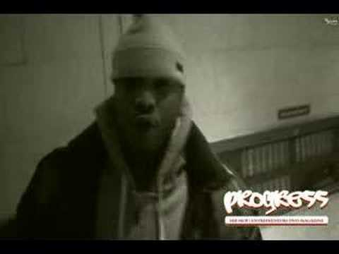 Styles P (Flashing Lights Freestyle) Progress DVD Magazine
