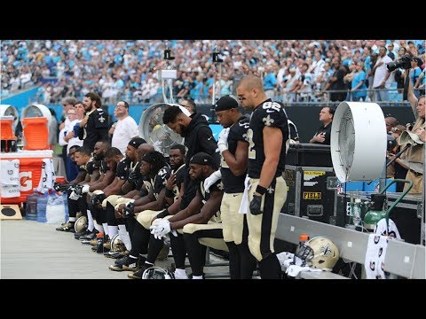 Trump, Oblivious To NFL Protests, Doubles Down Demanding The NFL Make Rule To Ban Kneeling