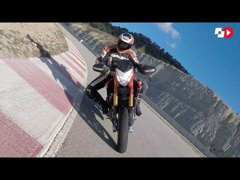 Vídeos de la Ducati Hypermotard 939
