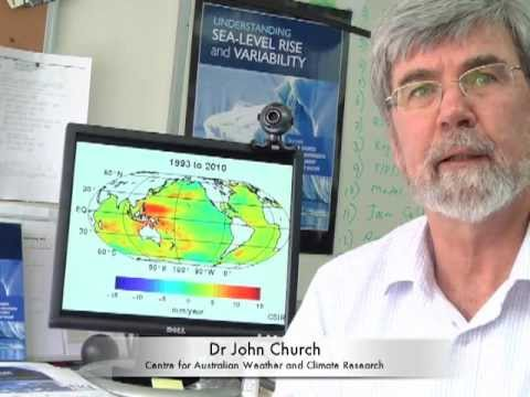 What is sea level rise?