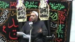 07 Sheikh Abbas Ismail (ENGLISH) :: 7th Muharram 1436 :: 31st Oct 2014 :: Bandra Khoja Masjid Mumbai