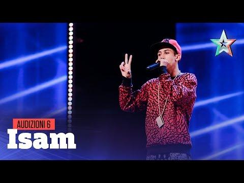 isame beatbox stupefacente a italia's got talent