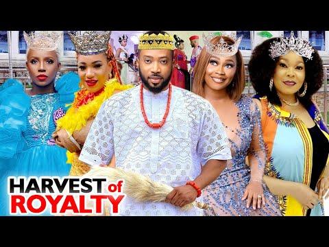 HARVEST OF ROYALTY SEASON 1&2 FULL MOVIE (FREDERICK LEONARD) 2020 LATEST NIGERIAN NOLLYWOOD MOVIE