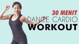 Senam Membakar Lemak 30 Menit Dance Cardio Workout
