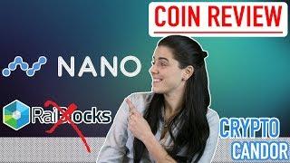 Nano   $NANO   In Block Lattice We Trust!