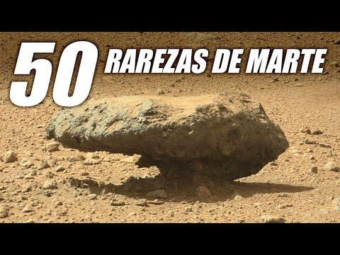 Las 50 fotos más raras de Curiosity en Marte