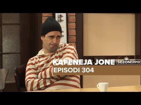 304 - Facebook: https://www.facebook.com/KafenejaJoneTV Kafeneja Jone : episodi 304 i plote. Created by: CMB Productions, all rights reserved © 2013.