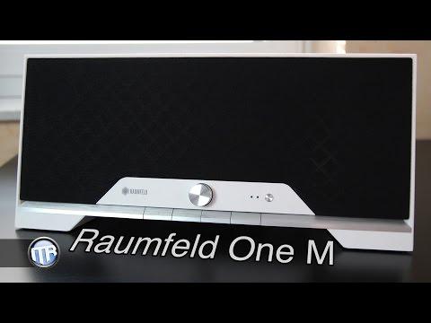 Teufel Raumfeld One M - Netzwerkfähiger Stereolautsprecher im Test