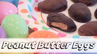 Reese's Peanut Butter Eggs How To - Easter Treat DIY - YouTube