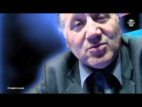 Peter Weibel - Visionen   ZKM   @ trash-tv® film (english subtitles)