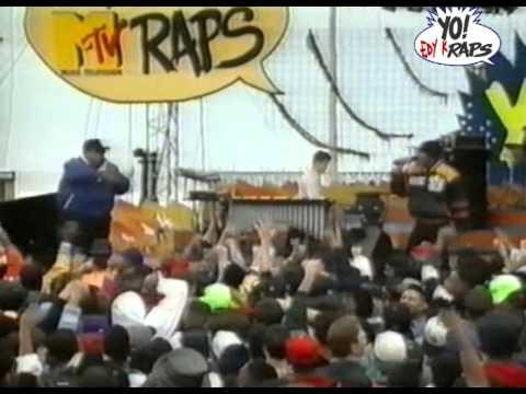 Ed Lover & Dr Dre – Intro (Live) @ Yo MTV Raps (Spring Break) 1992