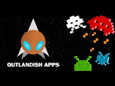 Video of Outlandish Apps Portal