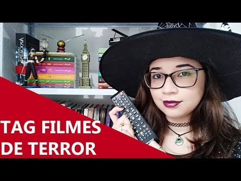 TAG: FILMES DE TERROR  ??? | Biblioteca da Rô