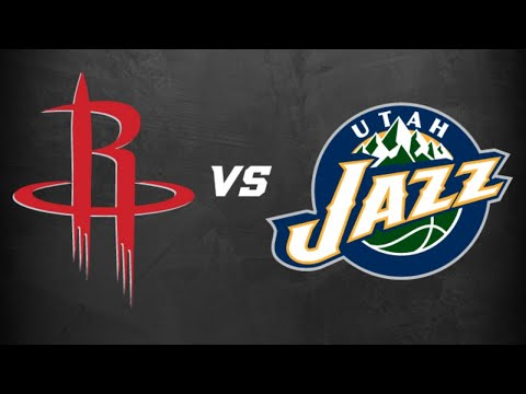 NBA PLAYOFFS Utah Jazz Vs. Houston Rockets Live Stream Reaction & Play By Play