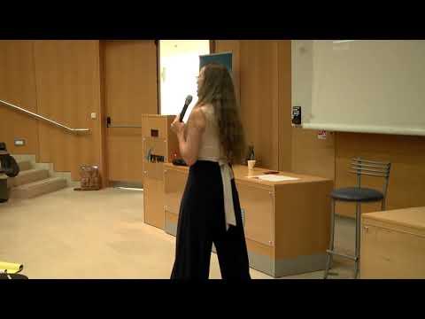אורית וולף- הרצאה עבור קרן שמש