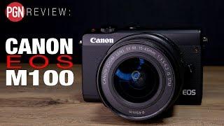 Video CANON EOS M100 REVIEW: A pared back, entry-level mirrorless camera MP3, 3GP, MP4, WEBM, AVI, FLV Juli 2018