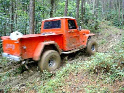 Trilha de Jeep em Tres Barras - Orleans/SC - 01