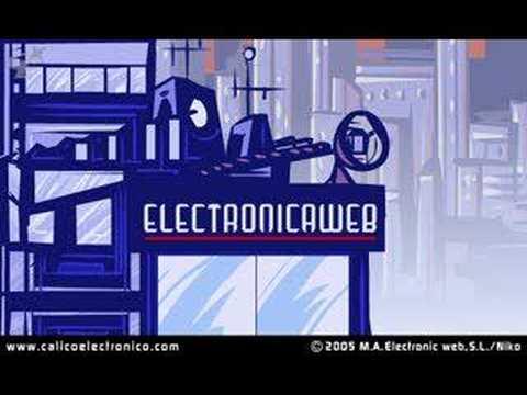 Homenaje a Cálico Electrónico