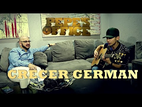 CRECER GERMAN EN PEPE'S OFFICE - Thumbnail