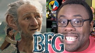 THE BFG (2016) - Catching Up with Andre