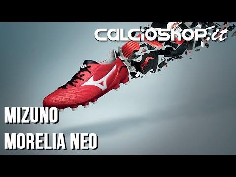 Review: Scarpe Calcio Mizuno Morelia Neo