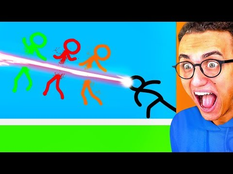 Reacting To INSANE STICK FIGHT ANIMATIONS!
