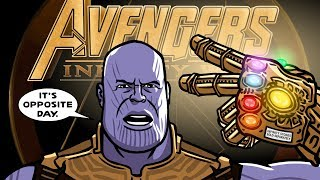 Video Avengers Infinity War Trailer Spoof - TOON SANDWICH MP3, 3GP, MP4, WEBM, AVI, FLV Agustus 2018