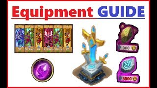 FULL Guide on Hero EQUIPMENT. How to use, apply, level up, roll Enchantments, Traits, Aetherocks, Augmenting Stones, Oath Tablets for heroes. What to focus on, what to consider and who to level up.Please Share if you found it useful and don't forget to subscribe :)Leader of guilds Lithuania, Lietuva, Lietuva-1, Lietuviai and LTU. Always seeking active players. Lietuviai kvieciami prisijungti. Line ID: mvz1Facebook Group:https://www.facebook.com/groups/1776268065931622/Enjoy!
