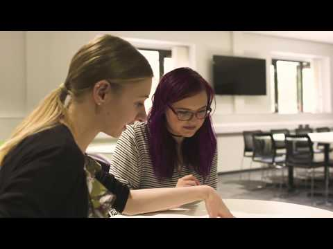Nursing at Staffordshire University: Connect to your future
