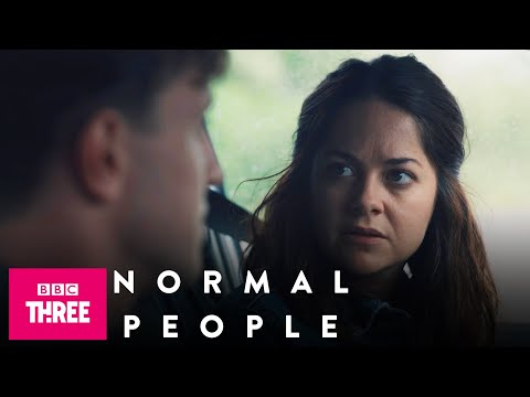 Connell's Mum Lorraine Discovers Who He Asked To The Debs | Normal People Episode 3