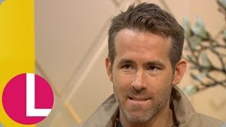 Video Ryan Reynolds Says He Was 'Born' to Play Deadpool   Lorraine MP3, 3GP, MP4, WEBM, AVI, FLV Juli 2018