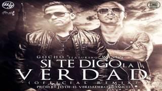 Gocho Ft. Wisin Si Te Digo La Verdad (Original) ► NEW ÉXITO 2012 ® CRMUSIK + MP3 ◄