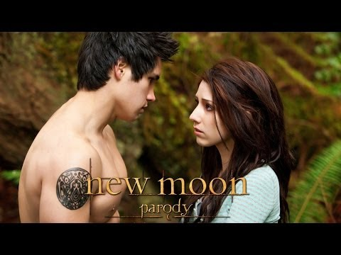 New Moon Parody by The Hillywood Show