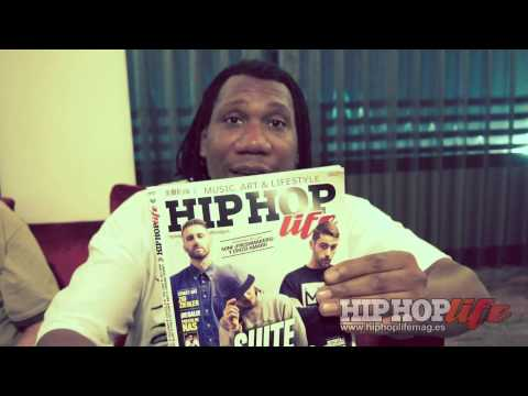 KRS-One – Freestyle exclusivo para Hip Hop Life