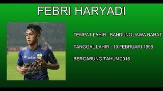 Video Resmi! Skuad Persib Bandung Musim 2018 || Profil Pemain MP3, 3GP, MP4, WEBM, AVI, FLV Juli 2018