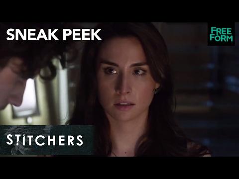 Stitchers   Season 3, Episode 1 Sneak Peek: Rebooting The Lab   Freeform