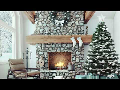Brett Eldredge - It's Beginning To Look A Lot Like Christmas (Yule Log)