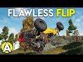 Flawless Flip  Playerunknown 39 S Battlegrounds Duo Gameplay