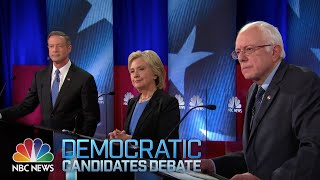 NBC News-YouTube Democratic Debate (Full)