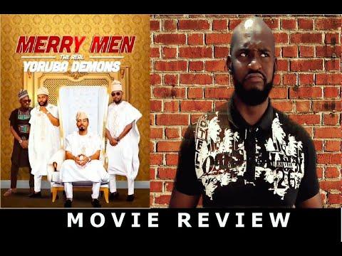 Merry Men: The Real Yoruba Demons - Movie Review