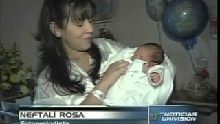 Nacimiento De Nemuel Hernandez Gonzalez Hijo De Samuel Hernández