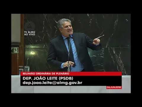 João Leite: Governo mineiro e empréstimo via Codemig
