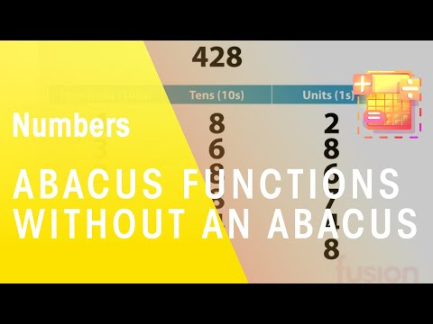 abacus Funktionen