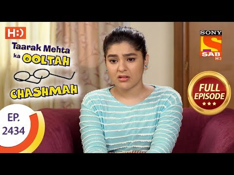 Taarak Mehta Ka Ooltah Chashmah - Ep 2434 - Full Episode - 29th March, 2018