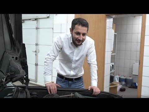 ДИАГНОСТИКА НАШИХ ТАЧЕК. Тусовка в Москва Сити! (видео)